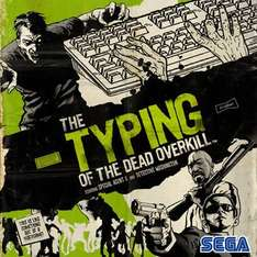 [Steam] Typing of the Dead: Overkill @ Getgames