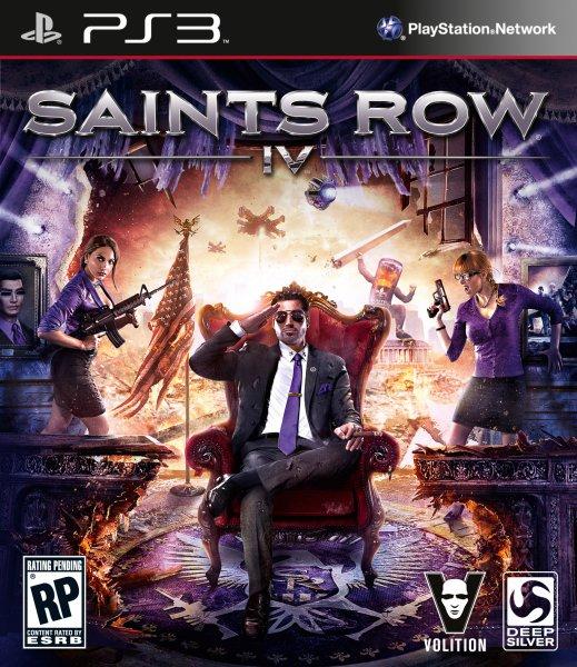 Saints Row 4 im PSN Store für 29,99€ (26,99€ für PS Plus Mitglieder)