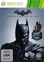 Batman Arkham Origins [xbox360,ps3,wiiU] @Gamestop 29,99€ VK frei