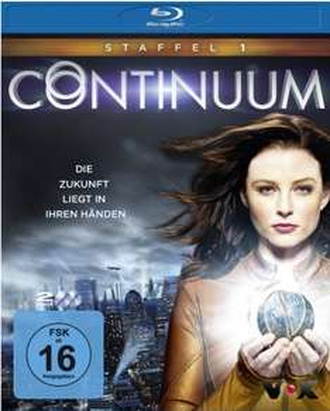 [Amazon] Continuum - Staffel 1 [Blu-ray]