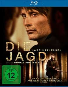 Die Jagd Bluray 9,97 @amazon