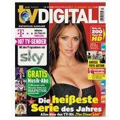 TV DIGITAL 1 Jahr geschenkt für Telekom-Entertain-Kunden