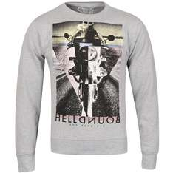 Sweatshirt, grau nur XL (fällt wie L aus), 90%BW,10%Poly [Zavvi]