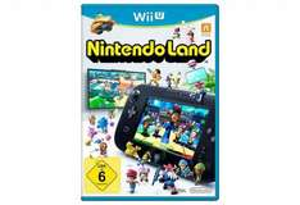 [GameStop][Online+bundesweit] Nintendo Land WiiU 9,99€