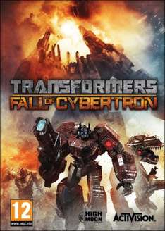 [STEAM] Transformers - Fall of Cybertron für ca. 7,15€