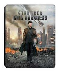 Star Trek – Into Darkness 3D, SteelBook™ für 22€ @Media Markt