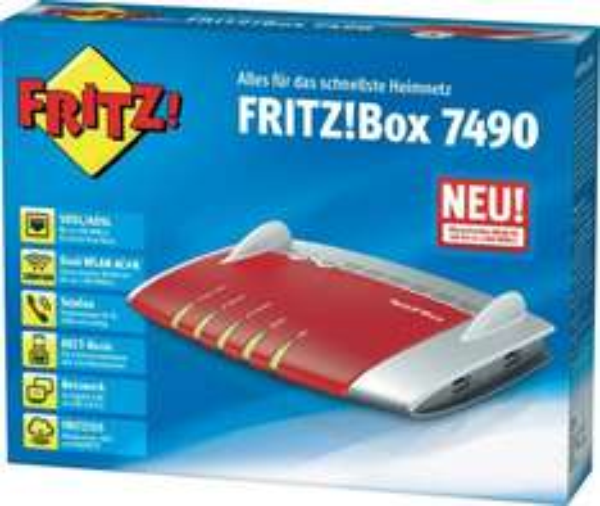 AVM Fritz!Box 7490 für 179 Euro [Expert Coburg, Meiningen, Neustadt, Suhl]