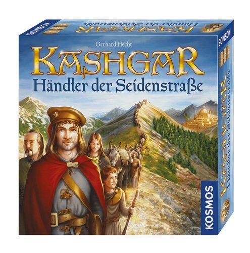 Kosmos Kashgar - Händler der Seidenstraße für 17,99€ (Neukunden für 15,99€) inkl. Versand (Idealo 25,49€)