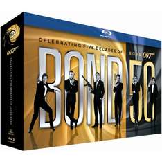 James Bond Jubiläums Collection inkl Skyfall