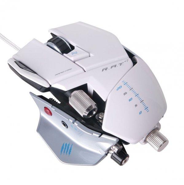 Mad Catz R.A.T.7 - Gaming Maus für ~66€ @Amazon.fr