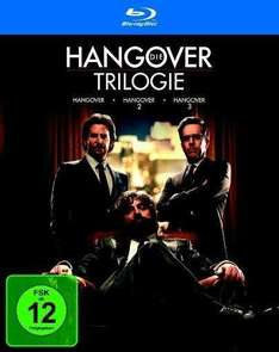 Hangover - Komplette Trilogie [Blu-ray] , [Amazon] für 23,97€