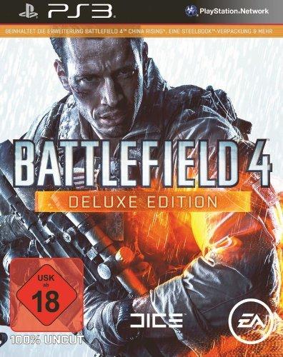 PS3 Battlefield 4 Deluxe Edition unter 50€ + Versand!