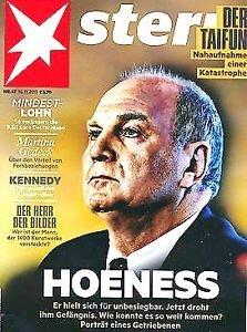 Zeitschrift Stern 6 Ausgaben + 10 Euro Amazon GS oder 0,78 Euro/Ausgabe