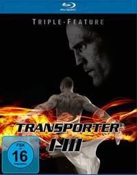 Transporter I-III - Triple Feature BluRay Box bei buch.de
