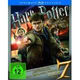 [amazon] Harry Potter Ultimate Edition Blu-Ray 1-8 für je 17,97€