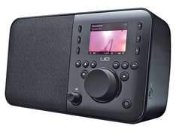 Logitech Ultimate Ears UE Smart Radio (Squeezebox) schwarz