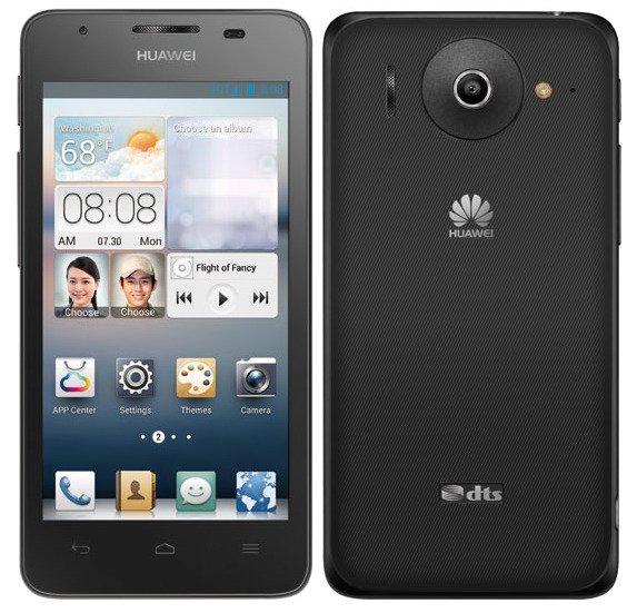 [Saturn Offline]Huawei Ascend G510: 1,2Ghz / 512MB / Android 4.1/ 5MPX Kamera. (Schwarz und Weiß)