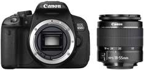 [ebay] DSLR Kamera Canon EOS 600D Kit + EF-S 18-55 DC III für 389€