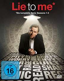 Lie to Me Complete Box 14 DVDs (29,97 Euro) [Amazon.de]