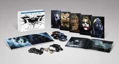 Batman - The Dark Knight Trilogy Blu-Ray Limited Collectors Edition (49,97 Euro) [Amazon.de]