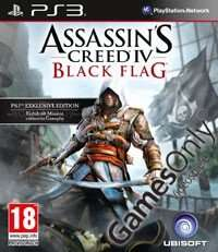 Assassins Creed 4: Black Flag [AT uncut Edition] inkl. Bonus DLC - Playstation 3 & Xbox 360