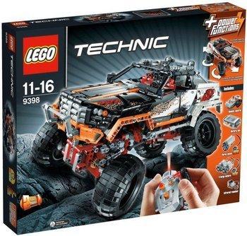offline - Metro -  Lego Technic - 4x4 Offroader (9398)
