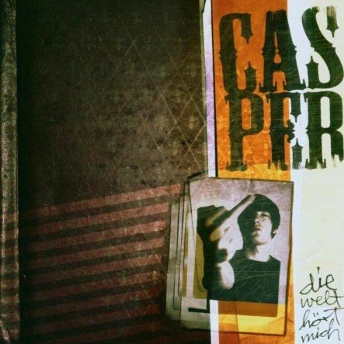 Casper - Die Welt hört mich! [Album] für 18,99€ bei Amazon.