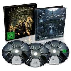 Nightwish - Imaginaerum 2 CD + DVD Tour Editon im Saturn für 5,99 €