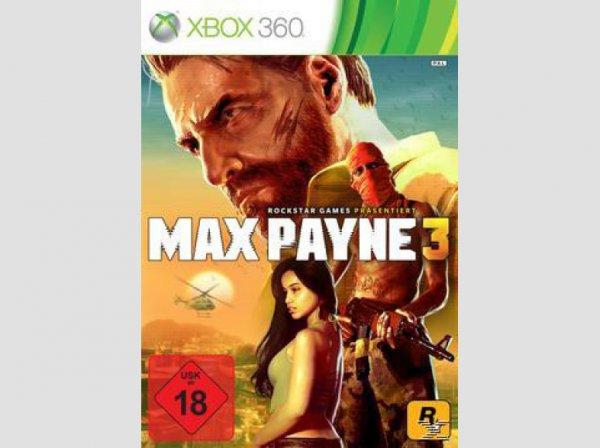 [XBOX360] MM Online Max Payne 3 Für 12€ inkl vsk.!