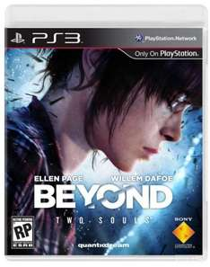 Amazon: Beyond Two Souls deutsch (PS3) für 39 Euro inkl. Versand
