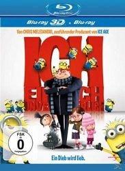 Ich - Einfach unverbesserlich (Blu-ray 3D und Blu-ray) [buecher.de] für 10,99€