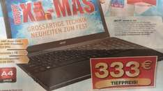 "[Lokal Staples] Acer Aspire E1-522, 15,6"", AMD A4-5000, 1TB HDD, 4GB Ram, Win8"