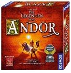 [amazon.de] Die Legenden von Andor, Kennerspiel des Jahres 2013; Hanabi zum Mitbestellen (+ 4,78 €); alternativ bei Toysx27rx27us, s. Beschreibung/Kommentare
