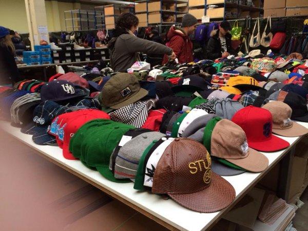 [BOCHUM] Säck & Nolde Garage Sale (bis zu 70% Rabatt auf Stüssy, Incase, Amos und weitere Streetwear-Marken)