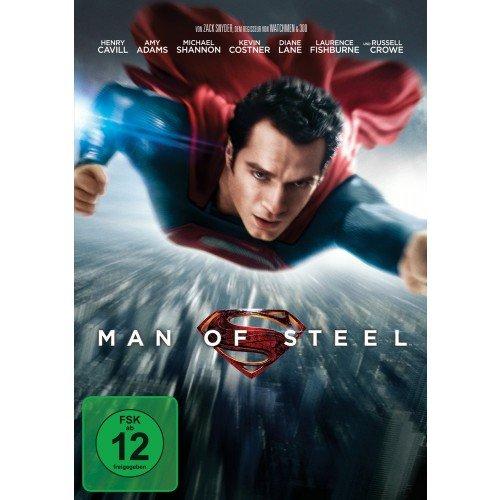 [Müller] Adventskalender Man of Steel online bestellbar