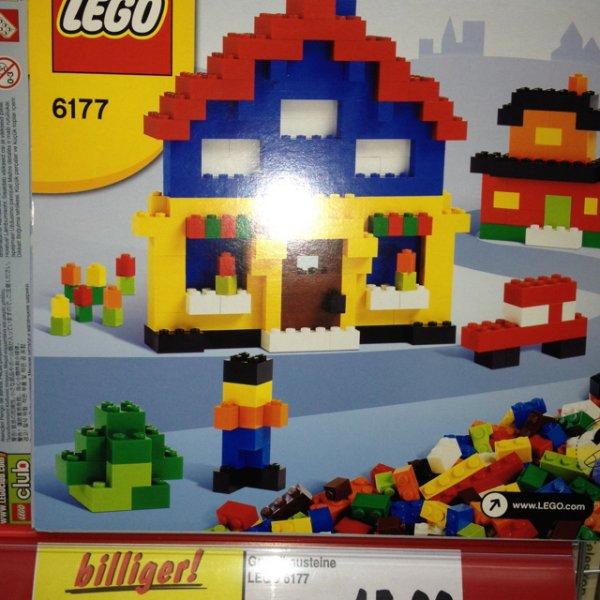 Lego 6177 Grundbausteine Kaufland Regensburg