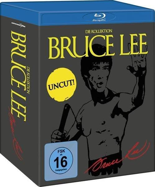 Bruce Lee - Die Kollektion - uncut bei buch.de