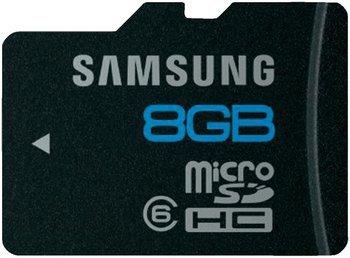 Samsung Essential (Class 6) 8 GB MicroSD für 3 Euro