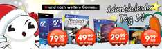 Gamestop online / offline: 14. Tag Assassins Creed 4 - Black Flag PS4 nur 49,99 € und weitere Titel im Angebot ...16.12 Injustice Ultimate Edition PS4 39,99 €