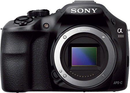 LOKAL SATURN WUPPERTAL Sony ILCE 3000 + 3 OBJEKTIVE