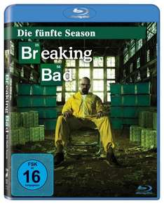 Breaking Bad - Die fünfte Season (5.1) [Blu-ray] für 15,97 € (DVD für 12,97 €) @Amazon.de