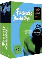 Francis Durbridge - Alle deutschen Verfilmungen 1959-1988 24DVDs