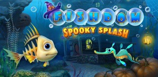 [Amazon AppStore] Fishdom Spooky HD (Premium) for free