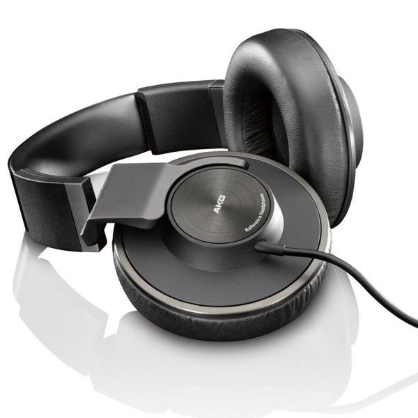 AKG K 550/K550 schwarz On-Ear-HiFi-Kopfhörer € 124,99 inkl. Versand @ amazon.de