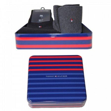 4er Pack TOMMY HILFIGER Socken Classic in Geschenkbox 17,56€