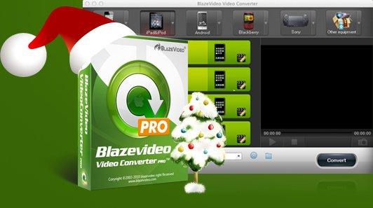 BlazeVideo Video Converter Pro für Mac