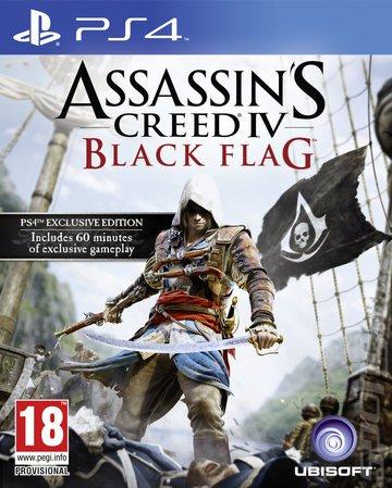 [PS4] Assassin's Creed 4: Black Flag Bonus Edition für 49,99€ bei Amazon