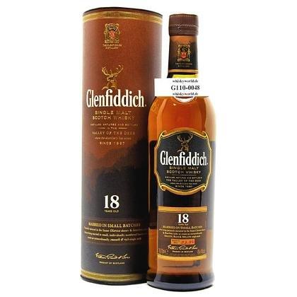 Offline - Metro: Glenfiddich 18y for 39,85€ und andere günstige Whiskys