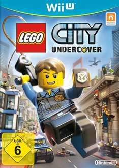 Lego City Undercover [Wii U] @Amazon.de