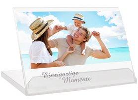 Tischkalender 10x18 mattes Fotopapier nur 3,50 Euro - 13 Blätter